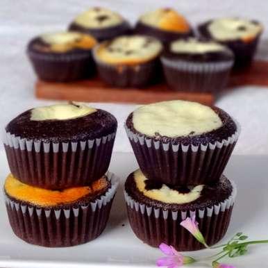 Photo of Mocha and  Crème Cupcakes by Namita Tiwari at BetterButter