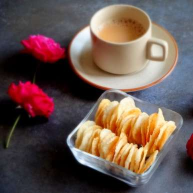Rice Crackers, How to make Rice Crackers
