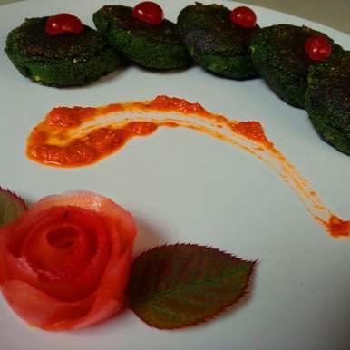 Photo of Cheesy Semolina (Suji) Kebabs by NANDINI DIWAKAR at BetterButter