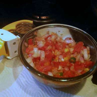 Photo of Quick salsa by Nandini Rathore at BetterButter