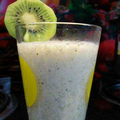 Photo of Kiwi smoothie by Nandini Rathore at BetterButter