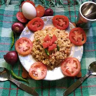 Photo of Egg bharta by Nandini Syam at BetterButter