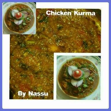 Photo of chicken kurma by Nassu , at BetterButter