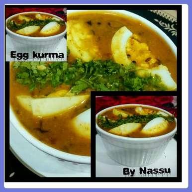 Photo of Egg Khurma by Nassu , at BetterButter