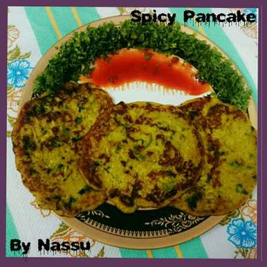 Photo of Spicy pancake by Nassu , at BetterButter