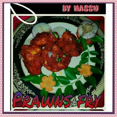 Photo of Prawns fry by Nassu , at BetterButter