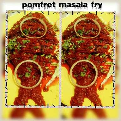 Photo of Pomfret masala fry by Nassu , at BetterButter