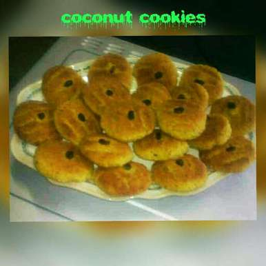Photo of Coconut Cookies by Nassu , at BetterButter