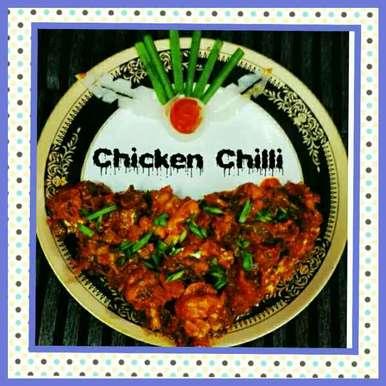 Photo of Chicken Chilli by Nassu , at BetterButter