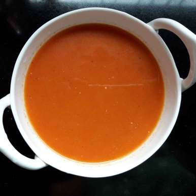 Photo of Cream of Tomato Soup by Nayana Palav at BetterButter