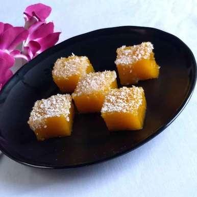 Photo of Mango Turkish Delight by Nayana Palav at BetterButter