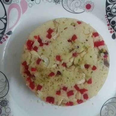 Photo of Eggless Rava Cake by neela karthik at BetterButter