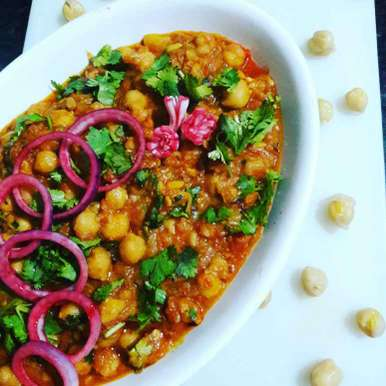 Photo of Chole ( Kabuli Chana) by Neelam Barot at BetterButter