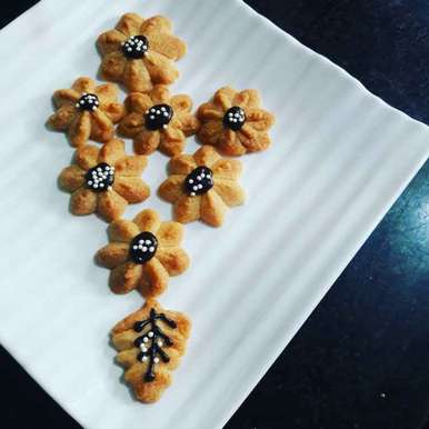 Photo of Makhmali Biscuit by Neelam Barot at BetterButter