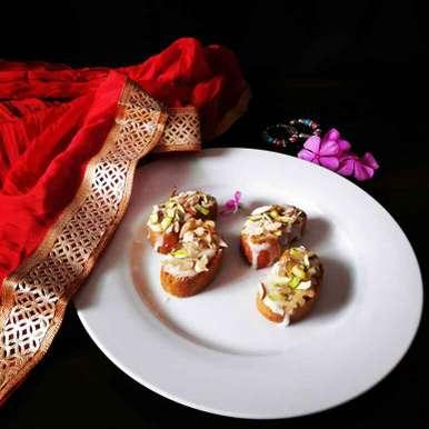 Shahi Rusk, How to make Shahi Rusk
