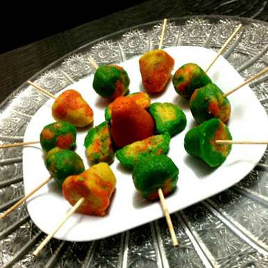Photo of Cashew lollipops by Neelam Gupta at BetterButter