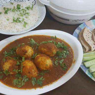 Photo of Egg curry by Neelam Singh at BetterButter