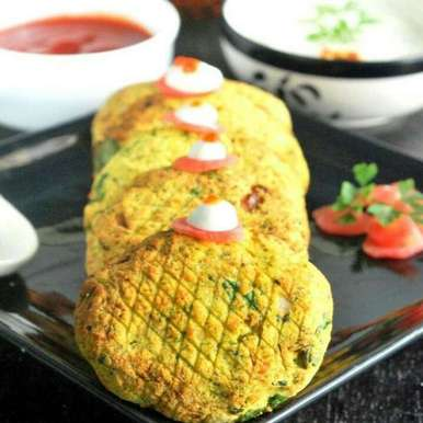 Photo of Chickpea and Broccoli Cutlets by Neelima Katti at BetterButter
