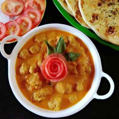 Photo of Shahi soya chunks Curry by Neelima Rani at BetterButter