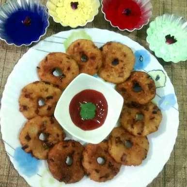 Bread vada recipe in Hindi,ब्रेड वड़ा, Neelima Rani