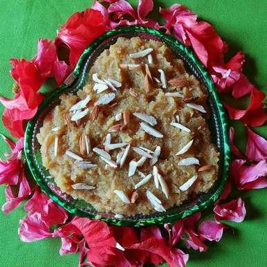 Photo of Mango rava kesari। by Neelima Rani at BetterButter