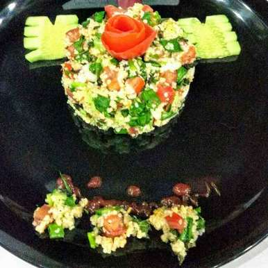 Photo of Tabbouleh by Neeru Goyal at BetterButter