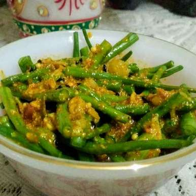 Photo of Singri pickle by Neeru Goyal at BetterButter