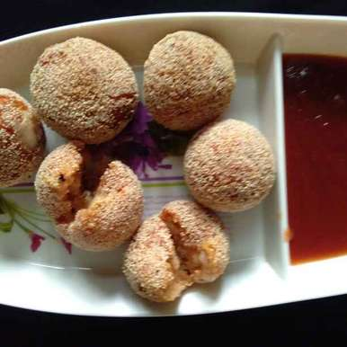 Photo of Bache hue chaval ke balls by Neeru Gupta at BetterButter