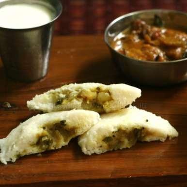 Photo of Potato stuffed Idlis by Neeru Srikanth at BetterButter