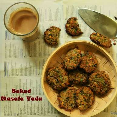 Photo of Baked Masala Vada by Neeru Srikanth at BetterButter