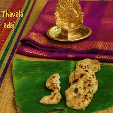 Photo of Thavala adai by Neeru Srikanth at BetterButter