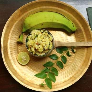 Photo of Vazhakkai Podimas   Plantain Curry by Neeru Srikanth at BetterButter