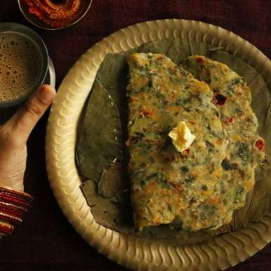 Photo of Akki Roti by Neeru Srikanth at BetterButter