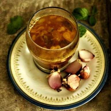Onion Rasam, How to make Onion Rasam
