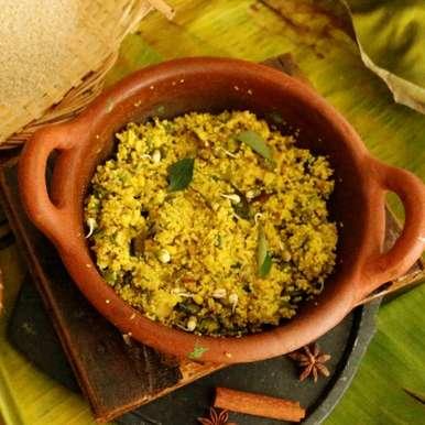 Photo of Barnyard Millets & Sprouts Briyani by Neeru Srikanth at BetterButter