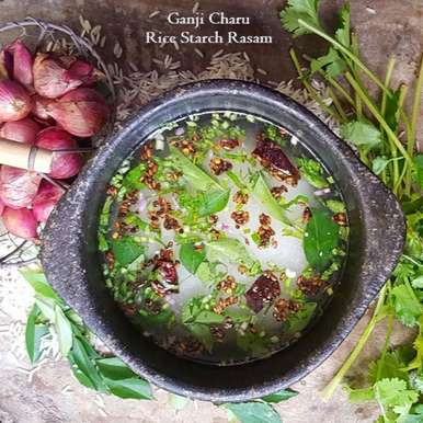 Photo of Ganji Charu | Rice starch soup by Neeru Srikanth at BetterButter