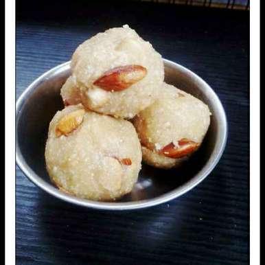 Photo of Poha Laddoo  (flattened rice and jaggery balls) by Neha Mangalani at BetterButter