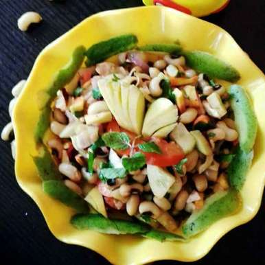 Photo of spicy bean salad by Neha Mangalani at BetterButter