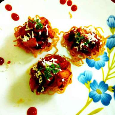 Photo of pineapple potato crackers by Neha Mangalani at BetterButter
