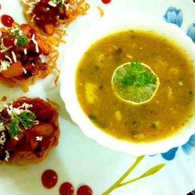Photo of pinto soup by Neha Mangalani at BetterButter