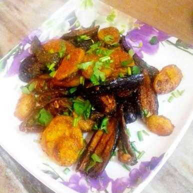 Photo of veg takatak by Neha Mangalani at BetterButter