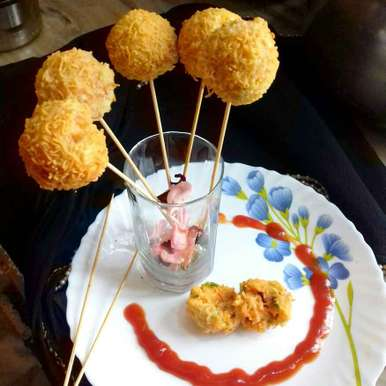 Photo of Cheese bomb by Neha Mangalani at BetterButter
