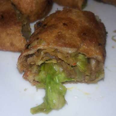 Photo of Wheat spring rolls by Neha Paliwal at BetterButter