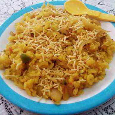 Photo of Veggie Poha by Neha Seth at BetterButter