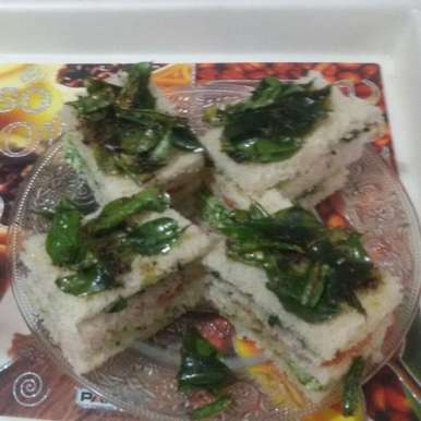 Photo of Bread Dhokla by Neha Sharma at BetterButter