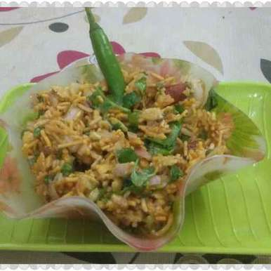 Bhel Puri, How to make Bhel Puri