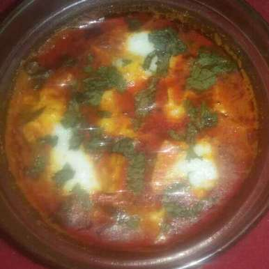 Photo of Paneer gravy (vrat ke liye) by Neha Sharma at BetterButter