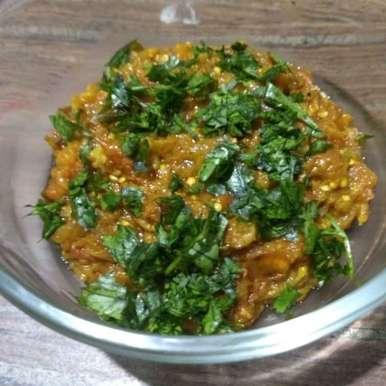 Bharta, How to make Bharta