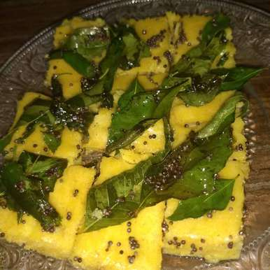 Photo of Instant besan dhokla in microwave by Neha Sharma at BetterButter