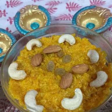 Photo of Gajar ka halwa in cooker by Neha Sharma at BetterButter